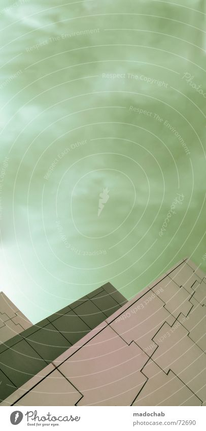 MACHT | hochhaus gebäude architektur himmel gott Himmel Stadt blau Einsamkeit Wolken Haus dunkel Fenster Leben Architektur Traurigkeit Gebäude Freiheit fliegen