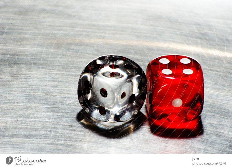 Alea iacta sunt 1 Spielen Würfel Freizeit & Hobby Ziffern & Zahlen durchsichtig Bruch Gesellschaftsspiele Wette Kniffel