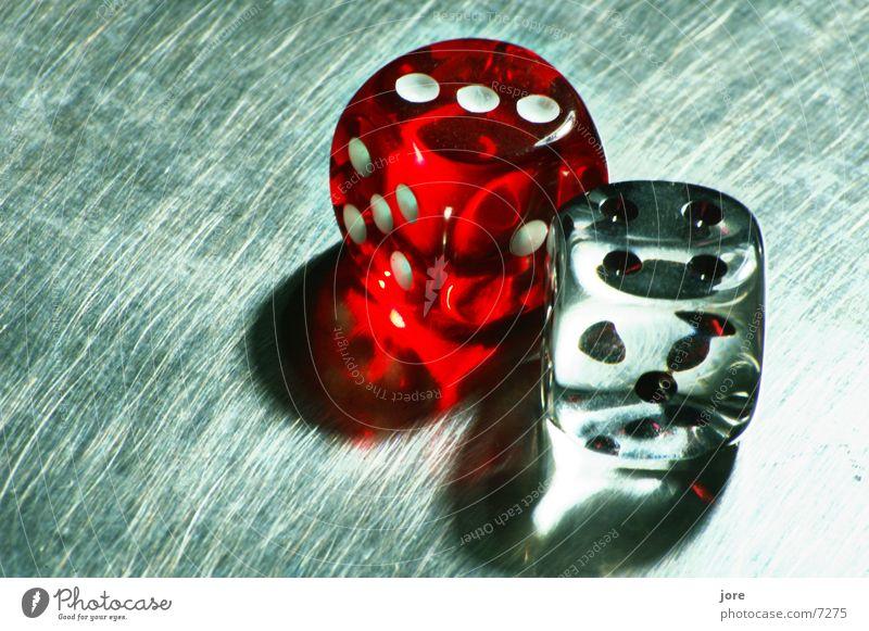 Alea iacta sunt 2 Spielen Würfel Freizeit & Hobby Ziffern & Zahlen durchsichtig Gesellschaftsspiele Bruch Glücksspiel Wette Kniffel