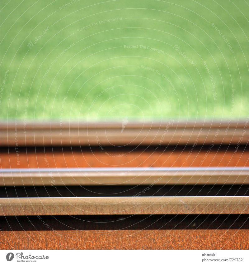 Kontrast Verkehrswege Öffentlicher Personennahverkehr Berufsverkehr Güterverkehr & Logistik Schienenverkehr Bahnfahren Eisenbahn Gleise Ferien & Urlaub & Reisen