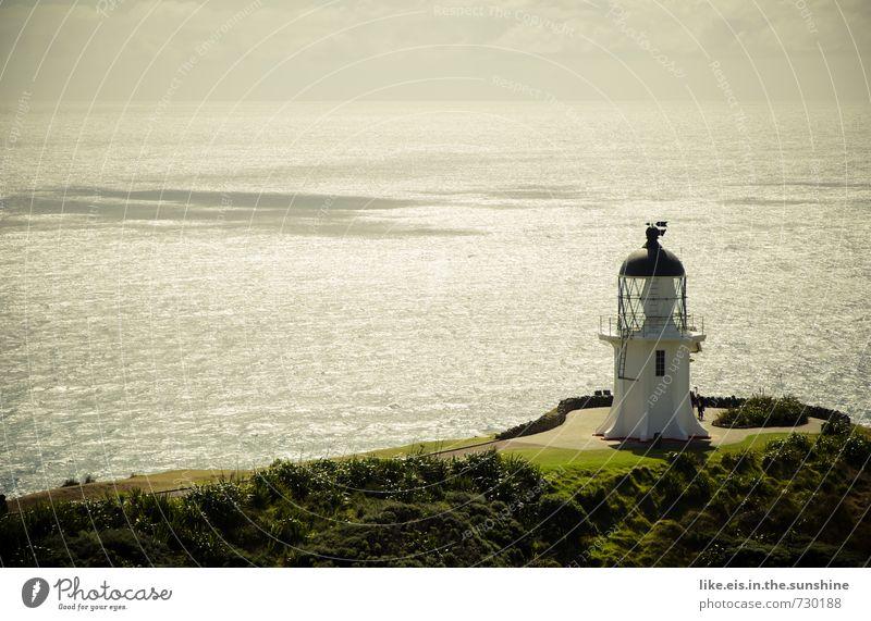...bis ans ende der welt... Natur Ferien & Urlaub & Reisen Meer Einsamkeit Landschaft Ferne Umwelt Wege & Pfade Küste Freiheit Tourismus Insel Schönes Wetter