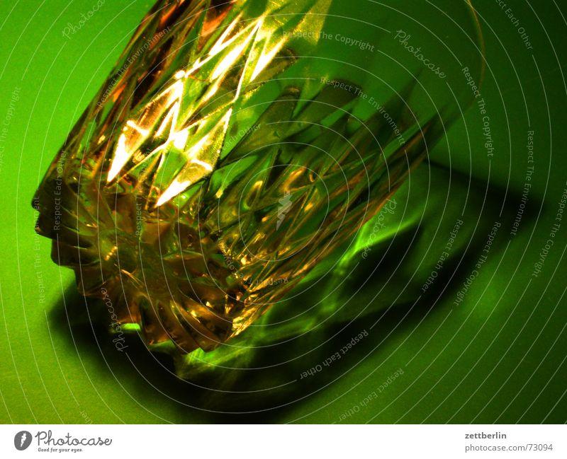 Glas glänzend Bewusstseinsstörung Quarz