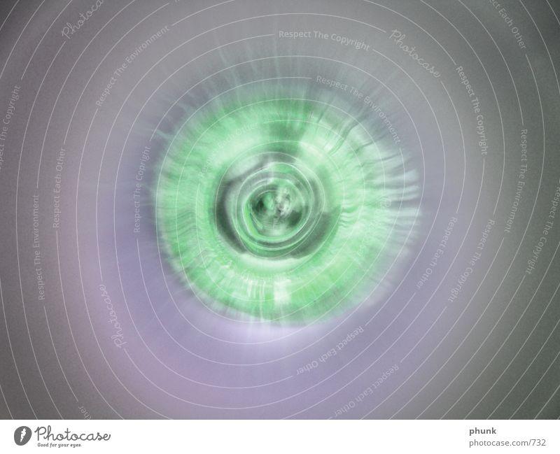 blurred etwas Stil grün Verlauf Makroaufnahme Nahaufnahme schwammig Glas