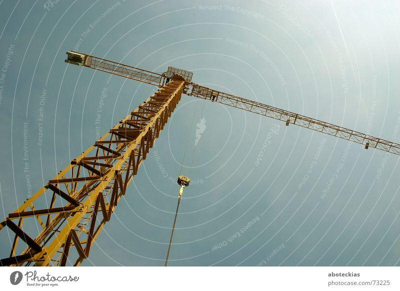 crane Himmel
