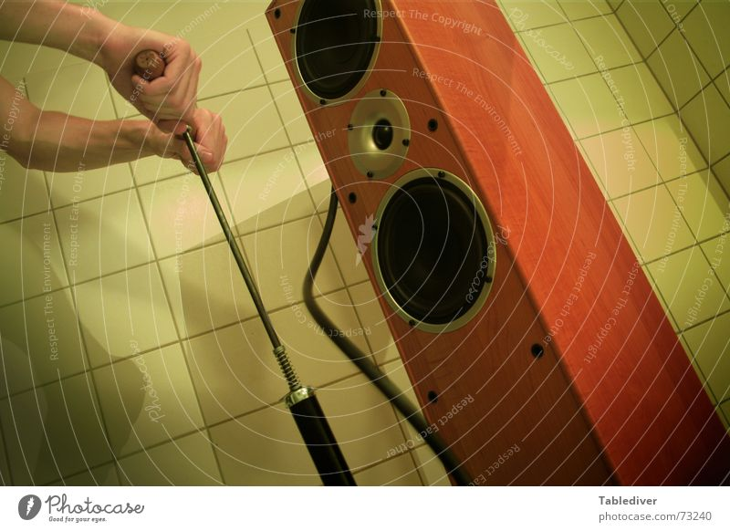 PUMPIN UP DA VOLUME .2 Hand Musik Arme Lautsprecher Nachbar sehr wenige Takt Lautstärke Kontrabass Pumpe Musikinstrument Luftdruck