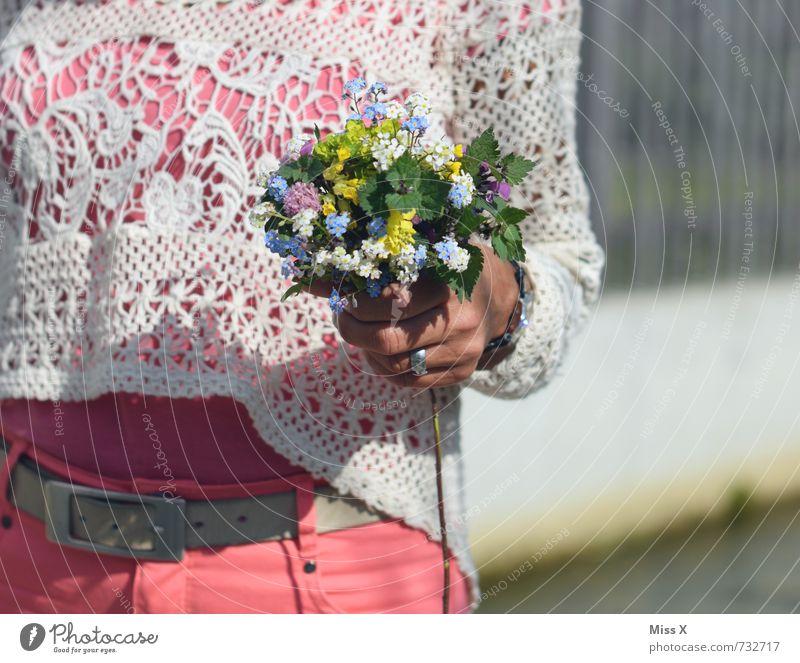 love love love Muttertag Geburtstag Mensch feminin Junge Frau Jugendliche Erwachsene 1 13-18 Jahre Kind 18-30 Jahre 30-45 Jahre Frühling Sommer Blume Blüte