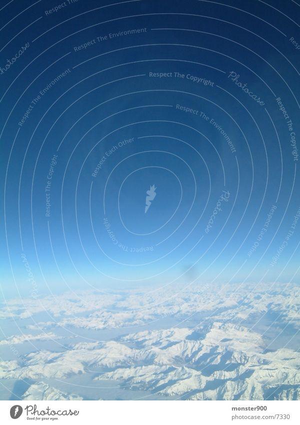 himmel über italy Himmel Wolken Berge u. Gebirge Europa