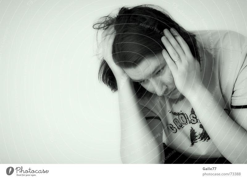 Was geschehen ist, ist geschehen Einsamkeit Gefühle Traurigkeit Denken Trauer Verzweiflung ratlos machtlos