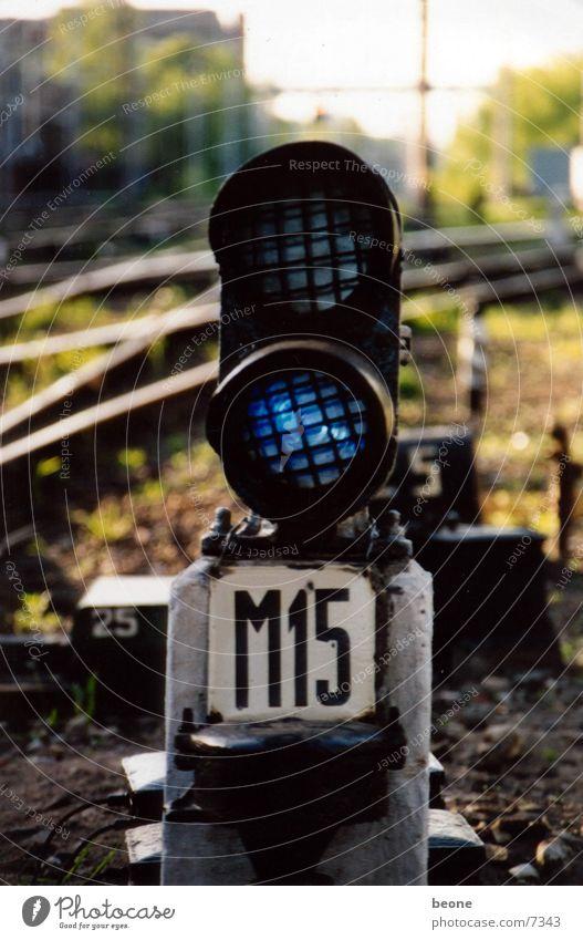 M15 Eisenbahn Technik & Technologie Elektrisches Gerät