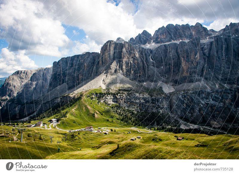"""Rückblick zu """"Dieser Weg wird kein leichter sein"""" Natur Ferien & Urlaub & Reisen Pflanze Sommer Landschaft Freude Ferne Berge u. Gebirge Umwelt Gefühle Freiheit"""
