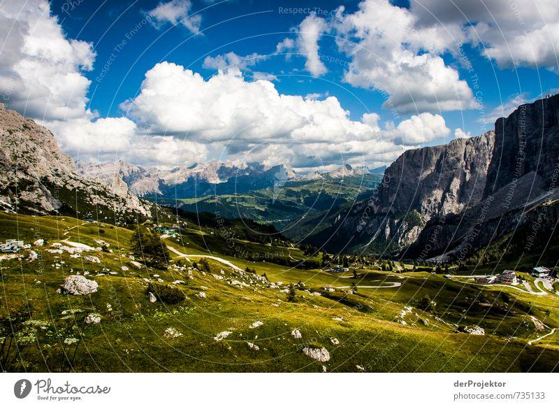 Was will man mehr... Ferien & Urlaub & Reisen Tourismus Ausflug Abenteuer Ferne Freiheit Berge u. Gebirge Umwelt Natur Landschaft Pflanze Urelemente Himmel
