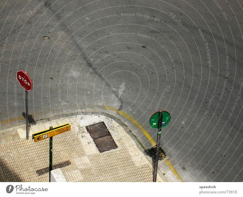 Ich liebe die jungs™ grün rot Ferien & Urlaub & Reisen gelb Straße Farbe Straßenverkehr Schilder & Markierungen Verkehr Kreis Fröhlichkeit Ecke Tourismus rund