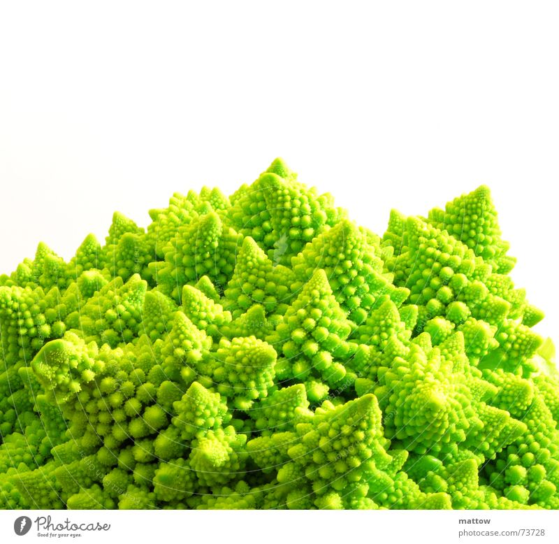 Romanesco vonnen Lidl grün Gesundheit Lebensmittel Ernährung Gemüse Blumenkohl