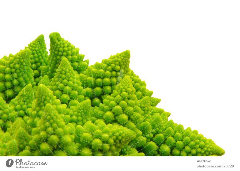 Romanesco vonnen Lidl grün Ernährung Gesundheit Lebensmittel Gemüse Kohl Blumenkohl