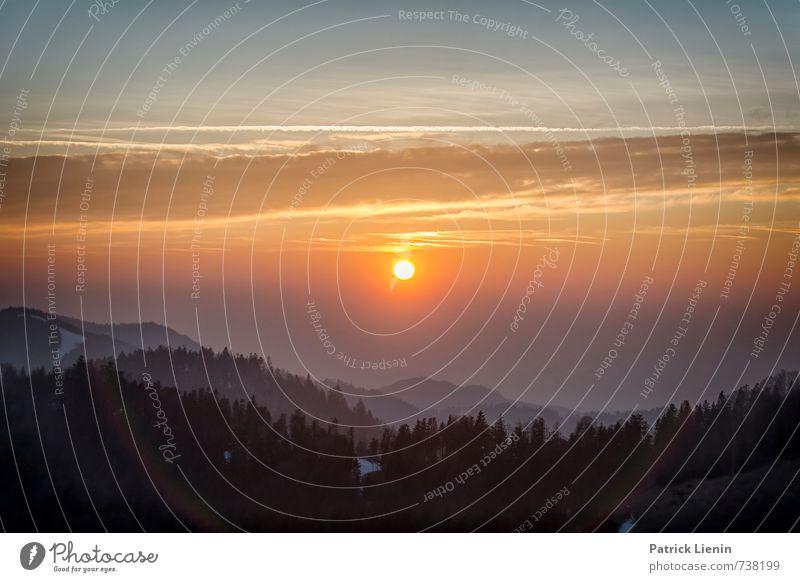 last day of sun harmonisch Wohlgefühl Zufriedenheit Sinnesorgane Erholung ruhig Meditation Tourismus Ausflug Abenteuer Ferne Freiheit Sightseeing Expedition