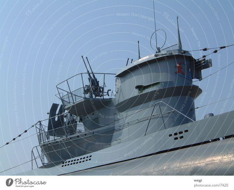 Uboot Technik & Technologie Elektrisches Gerät U-Boot
