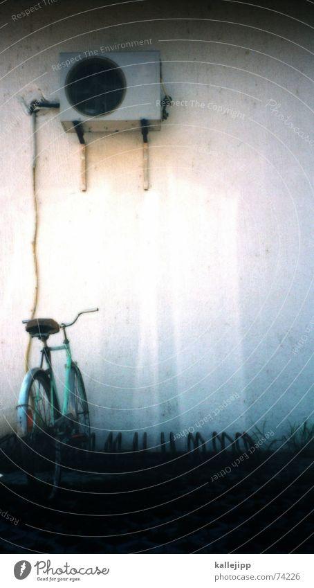 windkanal Fahrrad Fahrradständer Wand Klimaanlage