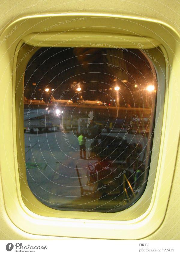Flugzeugfenster Fenster Flugzeug