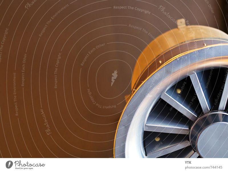My biggest Fan! Maschine Technik & Technologie Energiewirtschaft Industrie Industrieanlage Fabrik modern nachhaltig Ventilator Luft Decke hängen drehen frisch