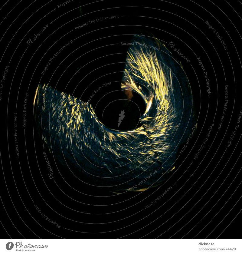 the ring of fire... dunkel Bewegung Kunst Brand Geschwindigkeit Kreis Dynamik Tänzer Funken sprühen Beschleunigung Kunstausstellung
