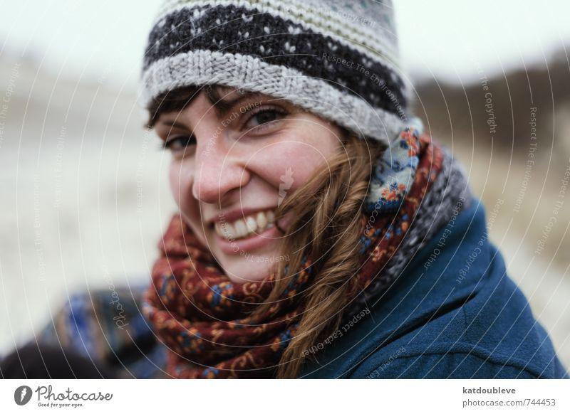 tu me fais tourner la tête Kopf Kunstwerk Strand Ostsee Lächeln lachen leuchten ästhetisch authentisch frei Fröhlichkeit frisch Gesundheit Glück schön Gefühle