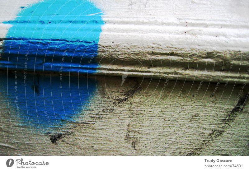 moot point Holz Stoff Oberfläche Hintergrundbild Strukturen & Formen Ecke Höhepunkt einzeln rückwand Kreis Punkt Ziel Ende trist Einsamkeit