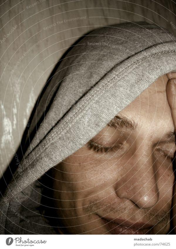 CLOSE TO YOU Mensch Mann Hand Freude Gesicht Auge Leben dunkel Freiheit lachen träumen Mund Nase frei schlafen Lippen