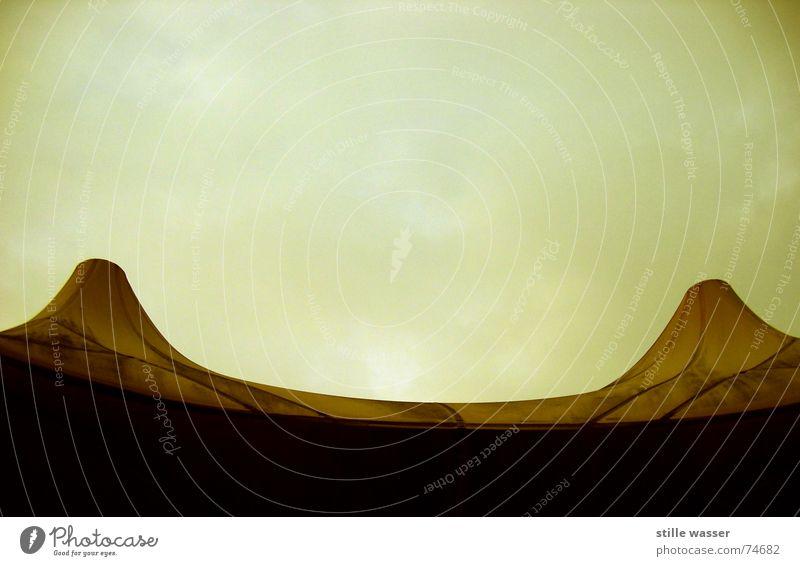 OZON Natur gelb Leben Dach Schutz Gift Umweltschutz Zelt Versteck Wetterschutz ungesund
