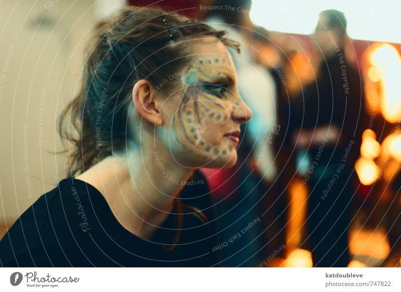 théâtre magique- prix d'entrée: votre esprit schön Farbe Gesicht Spielen Stil Denken außergewöhnlich Kunst träumen elegant Erfolg Kreativität Kommunizieren