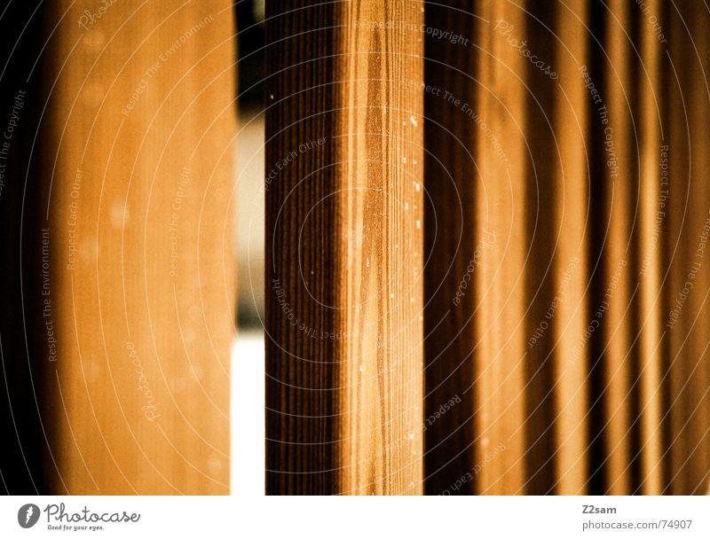 fence Holz orange Zaun Holzbrett 7 Holzmehl Holzzaun