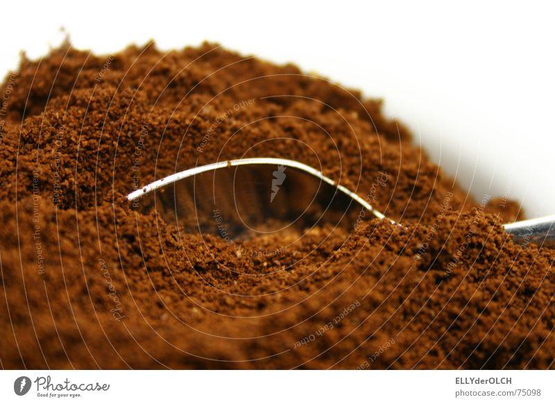 Kaukaffee Kaffee Gastronomie stark aromatisch Charakter Löffel aufwachen Pulver wach Kaffeepause Herz-/Kreislauf-System Besteck bitter Herzinfarkt