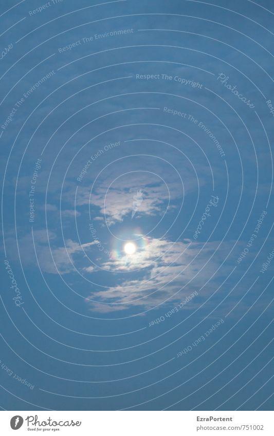 blue light Ferien & Urlaub & Reisen Umwelt Natur Luft Himmel Wolken Sonne Sonnenlicht Frühling Sommer Herbst Winter Klima Schönes Wetter leuchten ästhetisch