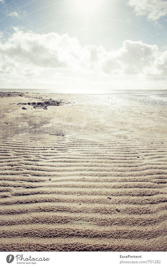 SunDay Himmel Natur Ferien & Urlaub & Reisen blau Sommer Sonne Meer Erholung Landschaft Wolken Strand Umwelt Frühling Freiheit Sand hell