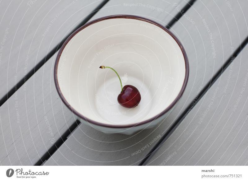 CherryCherryLady rot Essen Lebensmittel Frucht einzeln Ernährung lecker Meinung Schalen & Schüsseln Rest sommerlich Vegetarische Ernährung Kirsche