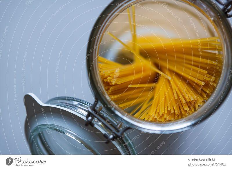 Glasnudeln Lebensmittel gut Getreide Backwaren Verpackung Mittagessen Teigwaren
