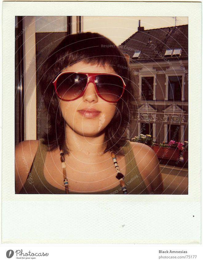 ist das maso II Sommer zurück Monster Raum Balkon Brille Wochenende Mensch Stimmung komm Tür offen Wiederholung