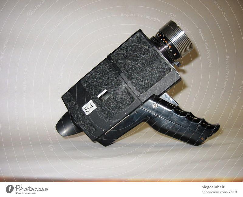 alte kamera Fotokamera Dinge Revue