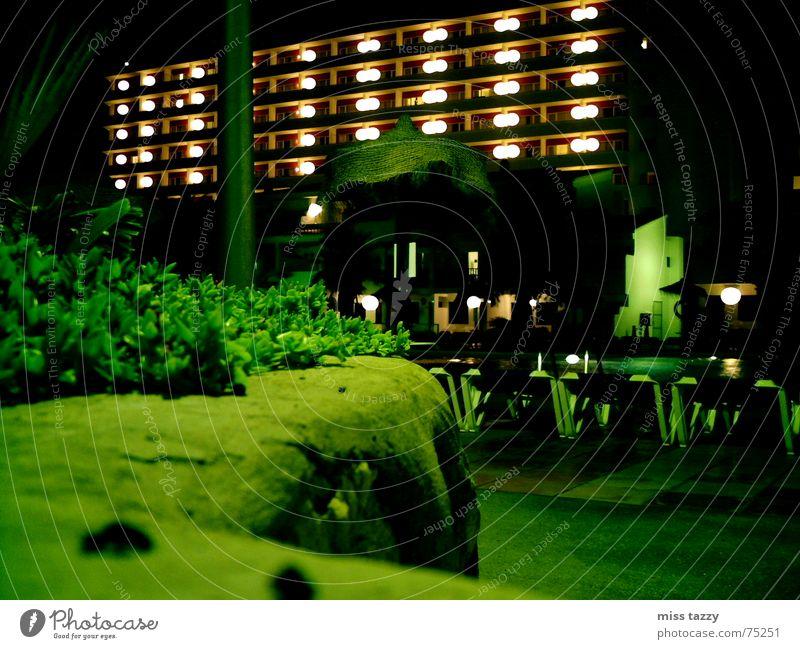 Playa d'en Bossa grün Ferien & Urlaub & Reisen Mauer Aussicht Hotel Ibiza