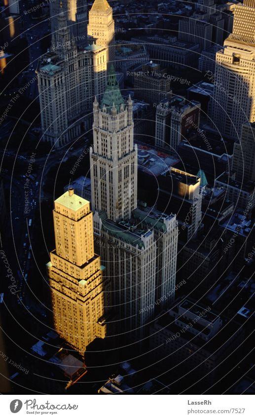 NewYork 5 New York City Manhattan Architektur Aussicht hoch