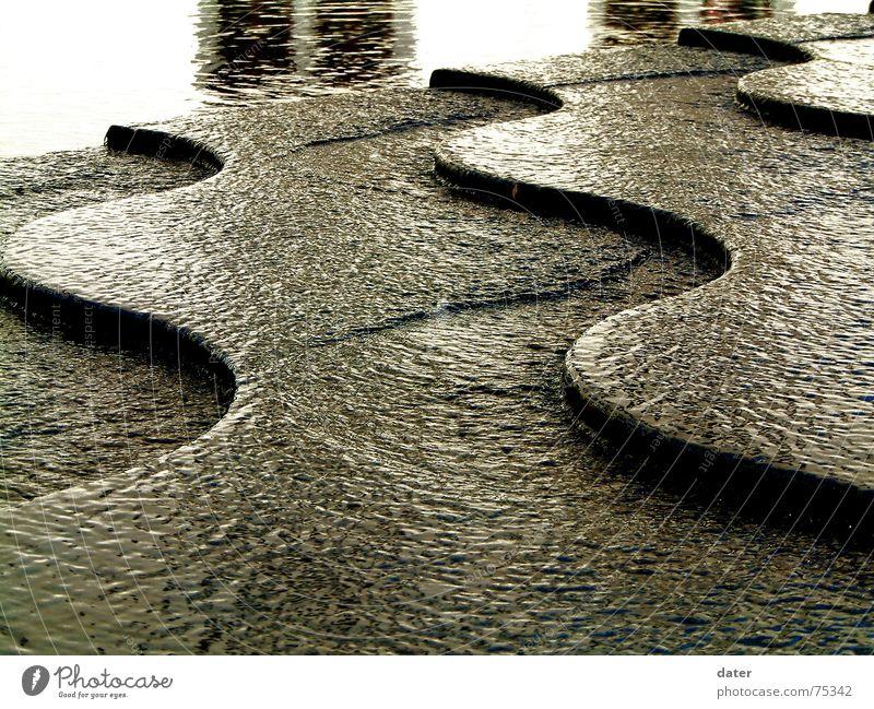 WasserTreppe Wasser Treppe Brunnen