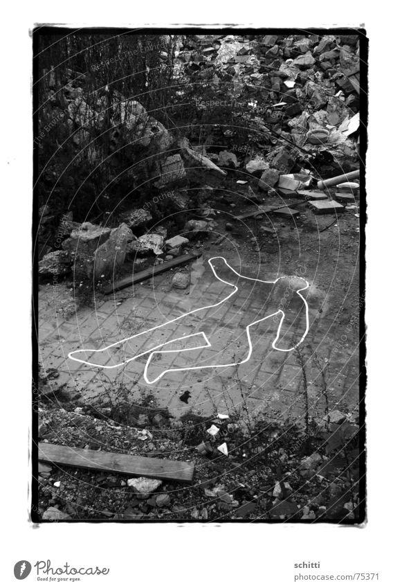 time for crime #1 Leiche Tatort Kriminalität Mord umgebracht Tod