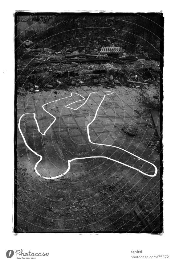 time for crime #2 Leiche Tatort Kriminalität Mord umgebracht Tod