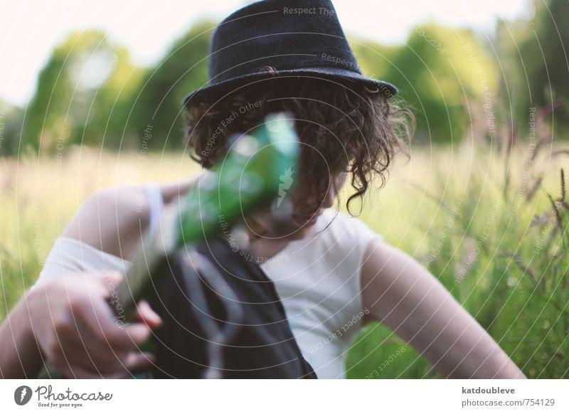 J'ai le temps feminin androgyn Musik Konzert Musiker Gitarre Umwelt Natur Landschaft Pflanze Tier Sonne Frühling Sommer Klimawandel Wetter Schönes Wetter Garten