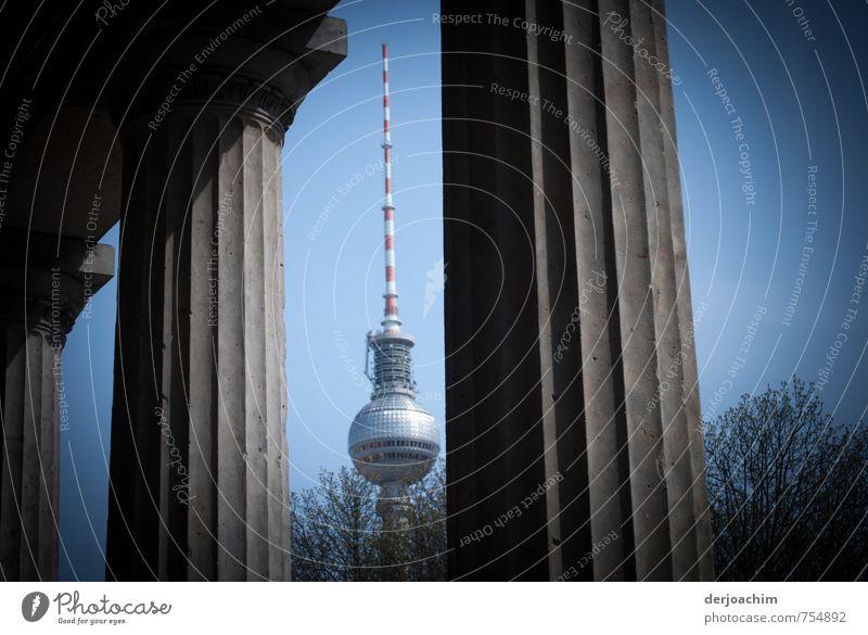 Kolonnadenhof Ferien & Urlaub & Reisen schön Erholung schwarz Frühling Architektur Stil Berlin Stein außergewöhnlich Deutschland Freizeit & Hobby elegant Design