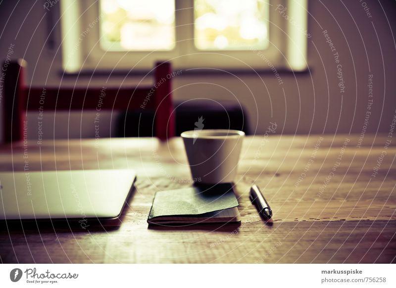 neourban hipster office 3.0 sprechen Stil Freiheit Arbeit & Erwerbstätigkeit Business Lifestyle Büro Design Erfolg Computer Kaffee Stuhl Beruf Sitzung