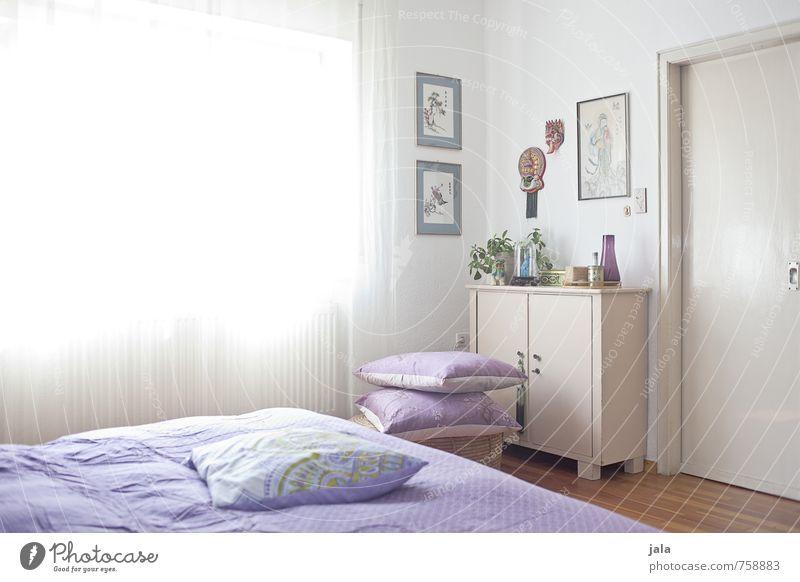 fensterlicht Häusliches Leben Wohnung Innenarchitektur Dekoration & Verzierung Möbel Bett Raum Schlafzimmer Kommode Fenster Tür Bild Maske Vase Kissen Vorhang