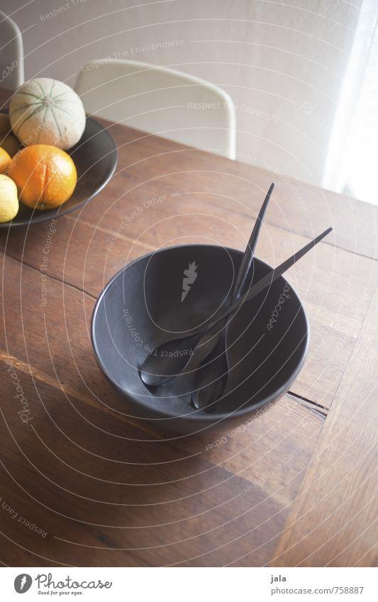 salatschüssel Lebensmittel Frucht Geschirr Schalen & Schüsseln Besteck Salatbesteck Wohnung Innenarchitektur Dekoration & Verzierung Stuhl Tisch Küche einfach