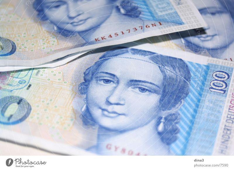 alte Bekannte Geld historisch DM