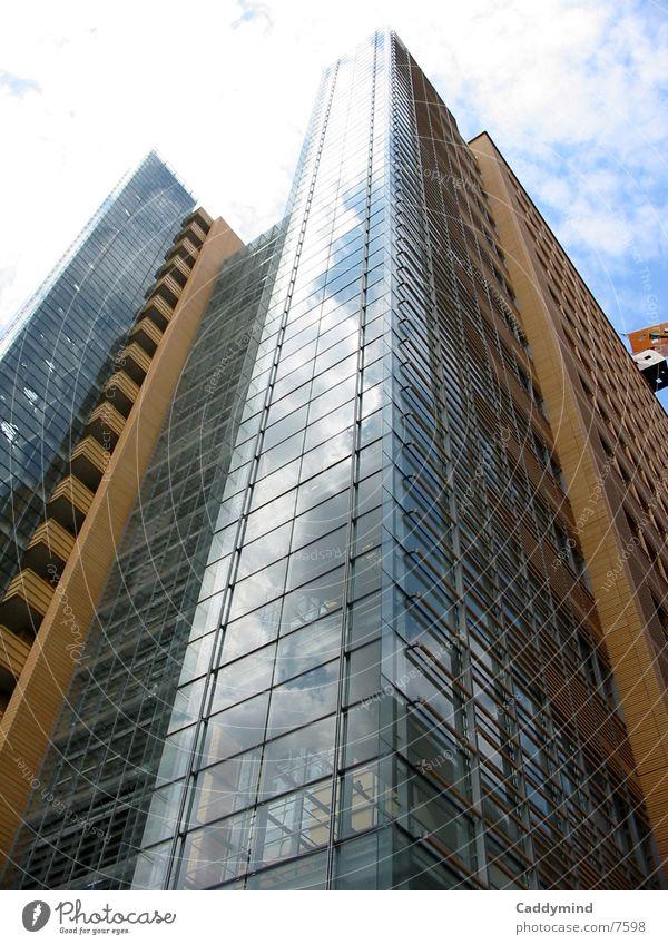Hoch hinaus Berlin Architektur Hochhaus Bürogebäude