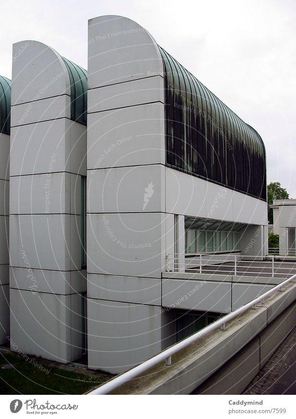 Bauhaus-Archiv Berlin Architektur modern Bauhaus 1979